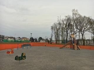 みんなの公園 十太夫近隣公園の遊具利用開始