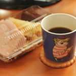 A piece of cake ミレーのケーキのはしっ子