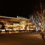 クリスマスケーキ検討 第一夜「タカシマヤ フードメゾンおおたかの森店 予約受取大作戦」