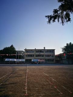 静かな学区の静かな満足 八木北小学校の魅力を考えてみる。