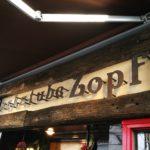 シュトーレンの美味しい季節 2本目「Zopf」