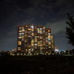 テトリス下手な街の灯り