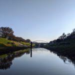 江戸川から利根運河をゆく。水運の街流山ラン  17.0km