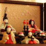 桃の節句 姉妹をつなぐ雛人形とつるし飾り