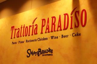 トラットリアパラディーゾのワイン飲み放題に飲まれる