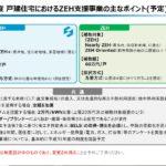 2020年(令和2年度)ZEH補助金概要(案)明らかに ZEH60万円 ZEH+105万円 ZEH+R115万円